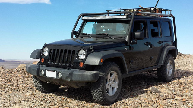 Jeep Service and Repair | Lange's Auto Care Inc.